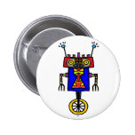 Robot del Unicycle Pin