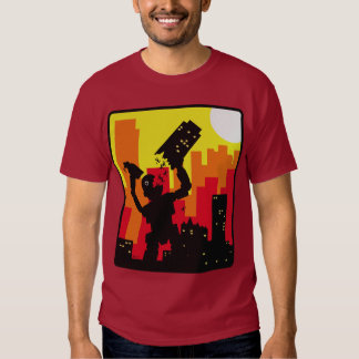 Robot Destroy Shirt