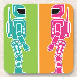 Robot Drink Coaster