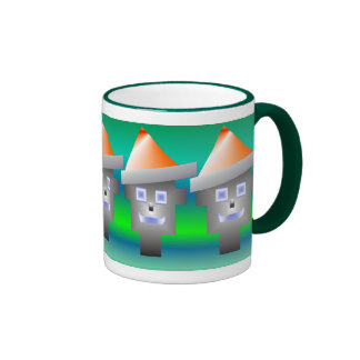 Robot Elf Mug