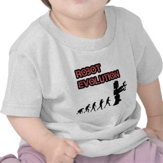 Robot Evolution 2 Baby shirt