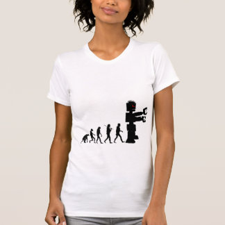 Robot Evolution 2a Woman's Shirt