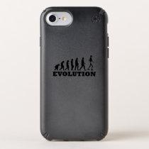 Robot Evolution Funny Speck iPhone Case
