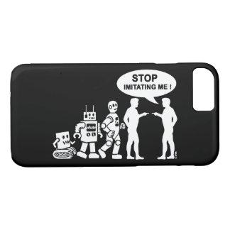 Robot evolution iPhone 8/7 case
