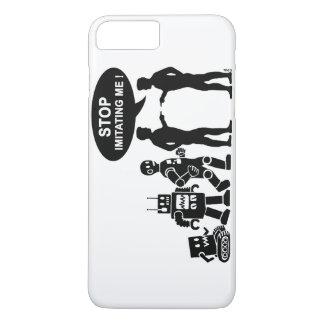 robot evolution iPhone 8 plus/7 plus case