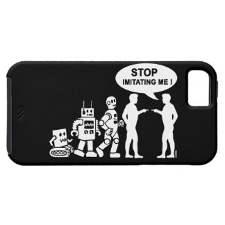 Robot evolution iPhone SE/5/5s case