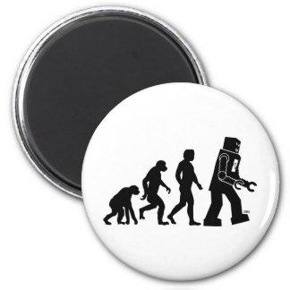Robot Evolution Magnet