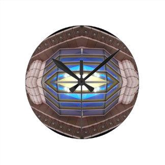 Robot Eye - CricketDiane SciFi Art Products Clock