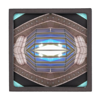 Robot Eye - CricketDiane SciFi Art Products Premium Trinket Box