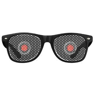 Robot Eyes Retro Sunglasses