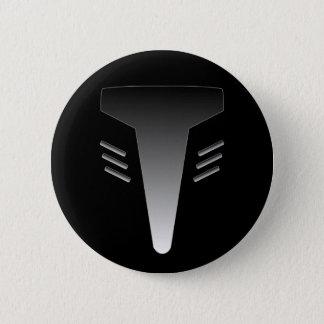 Robot Face Button