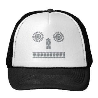 Robot Face Trucker Hat
