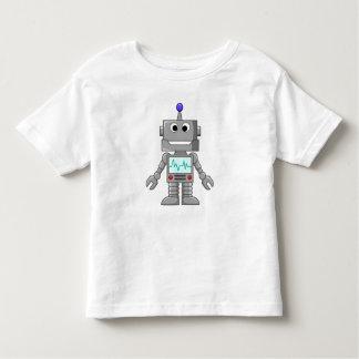 Robot feliz playeras