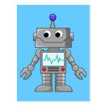 Robot Freak Tarjetas Postales