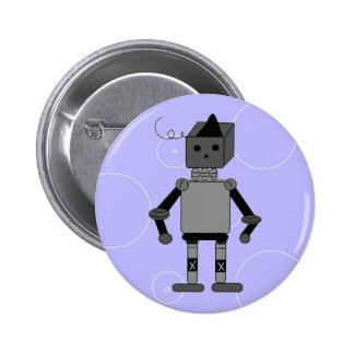 Robot fresco pin redondo 5 cm