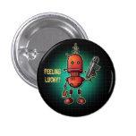 ¿Robot fresco Sam 'que siente afortunado? ' Pin
