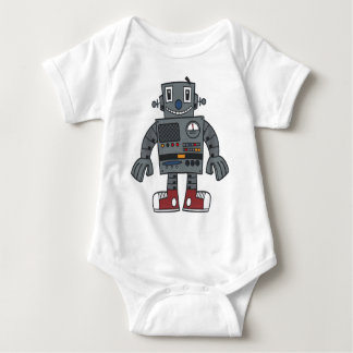 Robot front t-shirts