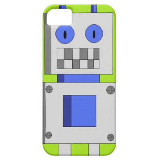 Robot Funda Para iPhone SE/5/5s