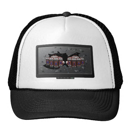 Robot Geek Life Trucker Hat