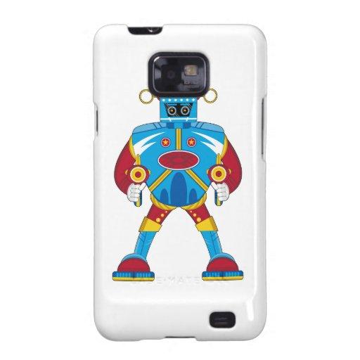 Robot gigante de Mecha Galaxy SII Fundas