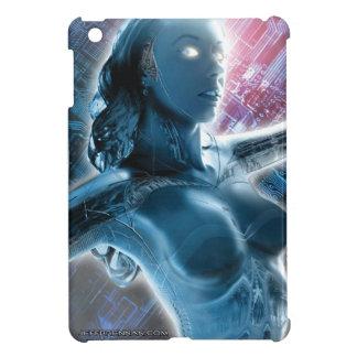 Robot Girl 2 iPad Mini Case