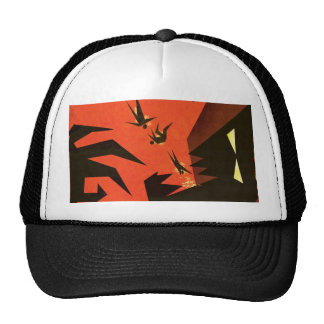 Robot God Akamatsu Cap2 Trucker Hat