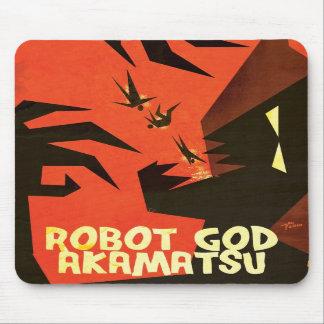 Robot God Akamatsu Mouse Pad 1