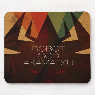 Robot God Akamatsu Mouse Pad 2