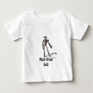 Robot guy - Feed no nuts Infant T-shirt