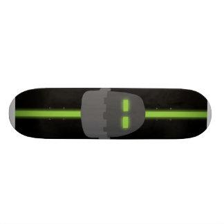 Robot Head Skateboard