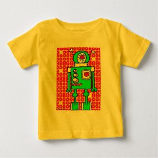ROBOT HEART BABY T-Shirt