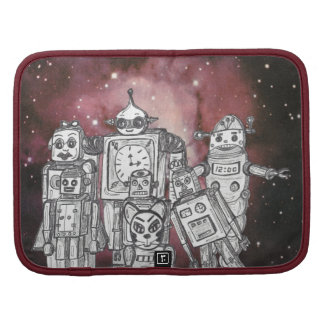 Robot Holiday 1 Planner
