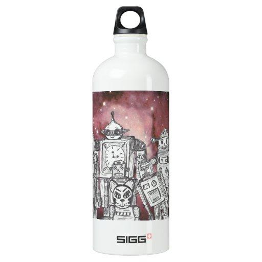 Robot Holiday 1 SIGG Traveler 1.0L Water Bottle