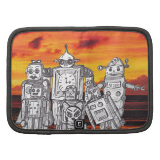 Robot Holiday 3 Planner