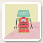 Robot I Drink Coasters