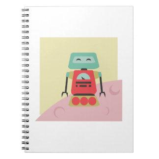 Robot I Cuadernos