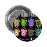 Robot II de Techno Pins
