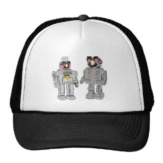 Robot in disguise mesh hats