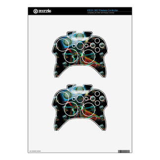 Robot Inspired XBOX 360 Wireless Controller Skins Xbox 360 Controller Skin