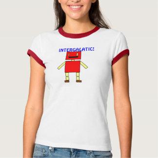 robot, INTERGALATIC! T-Shirt