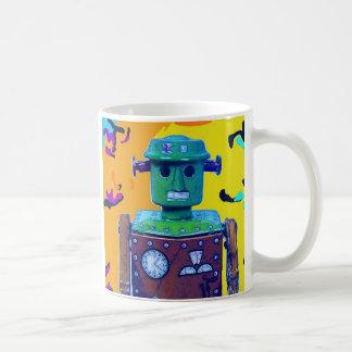 robot invasion 1-1 coffee mug