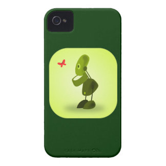 Robot iPhone 4s Cases Green