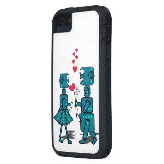 Robot iPhone 5 Cases