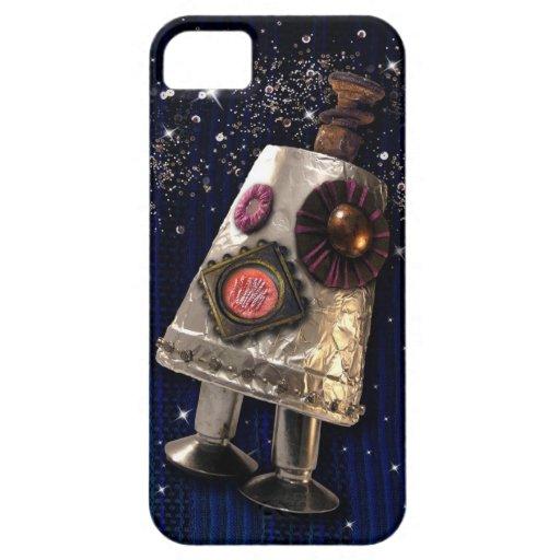 Robot iPhone Case iPhone 5 Case
