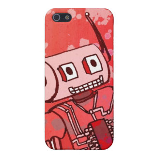 Robot iPhone SE/5/5s Case