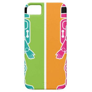 Robot iPhone SE/5/5s Case