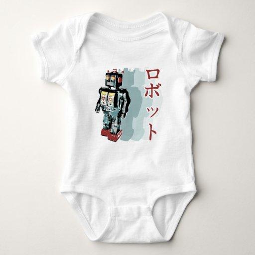 Robot japonés body para bebé