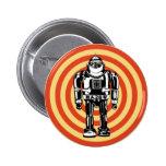 Robot japonés retro pin