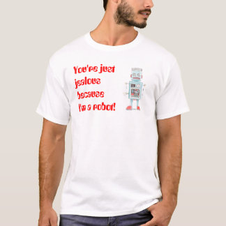 Robot Jealousy T-Shirt