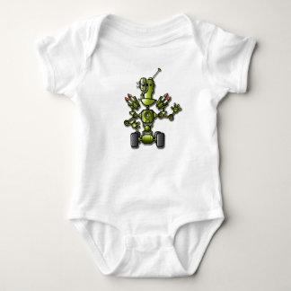 Robot JINX Baby Bodysuit
